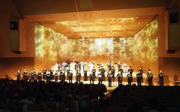 神戸市民文化振興財団は演奏事業をテコ入れする=同財団提供