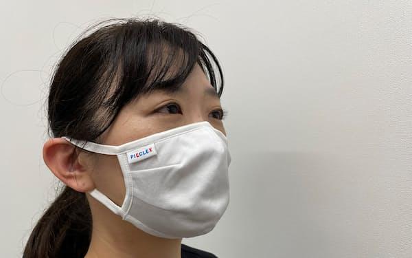 ピエクレックスとUHA味覚糖はマスクのにおいを低減する取り組みを進める