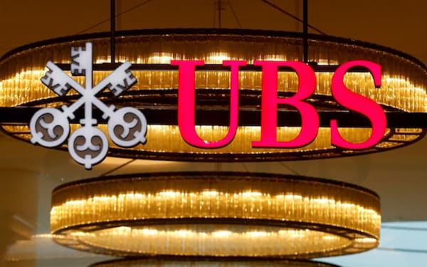UBSは世界で7万人を超す従業員が勤務している(スイス・バーゼルの支店)=ロイター