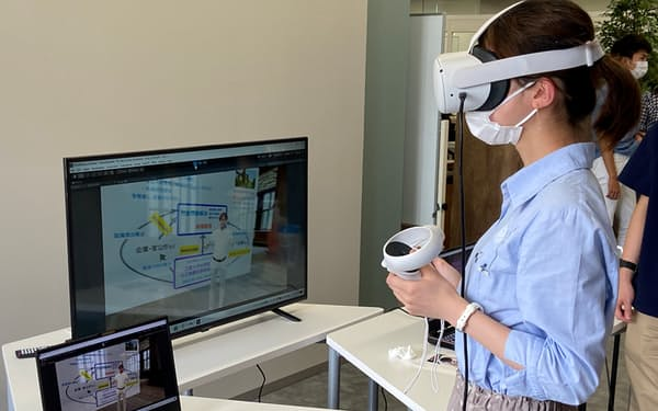 NTT東日本と立教大学は仮想空間で3Dモデルをアバターとして講義する実証実験を始める