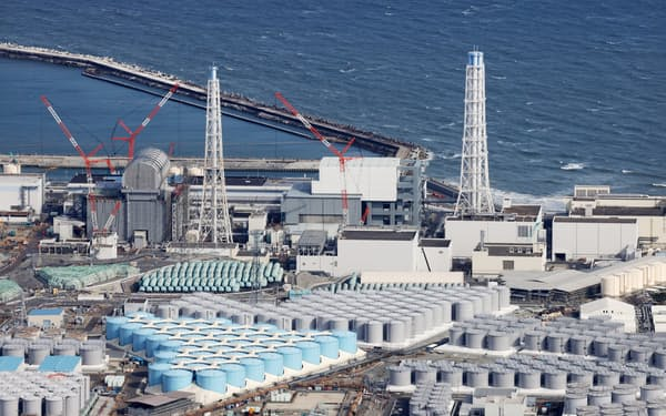 東京電力福島第1原発の廃炉作業が完了するかも不透明だ