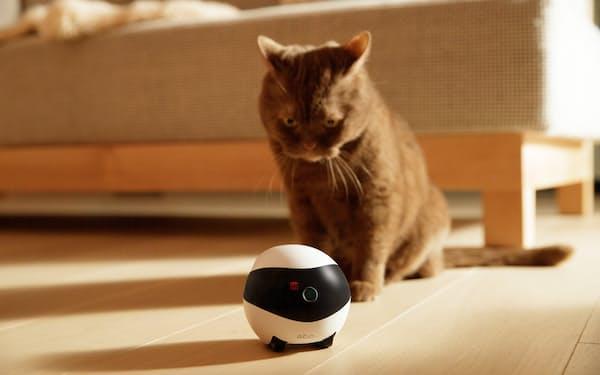 賦之科技は6月に見守りロボットの新製品を発売した=同社提供