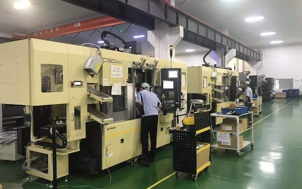 FUJIは中国・昆山工場の生産能力を引き上げる