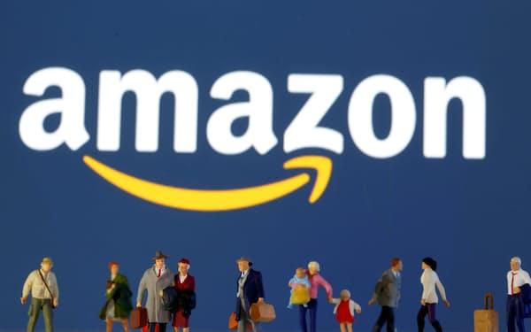 アマゾンは「大企業であっても公平な調査を受ける権利がある」と主張する=ロイター