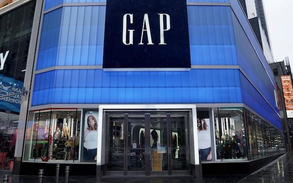 ギャップは英国とアイルランドの全81店舗を閉鎖する=ロイター