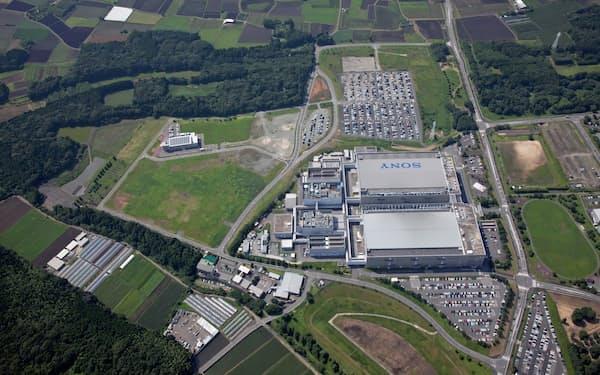 熊本テクノロジーセンター(熊本県菊陽町)の隣接地の工場用地を取得する