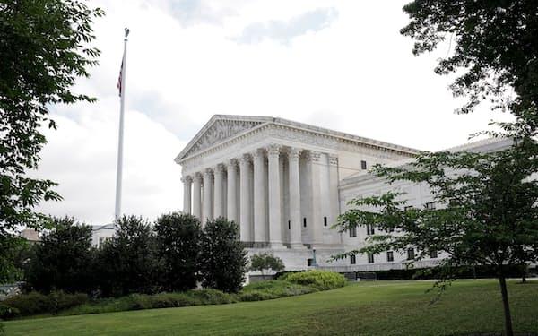 米連邦最高裁はアリゾナ州の投票規則を合法とする判断を下した=ロイター