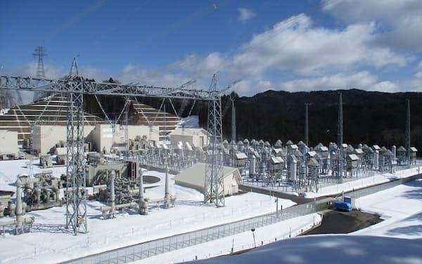 送配電システムの市場拡大を見込む