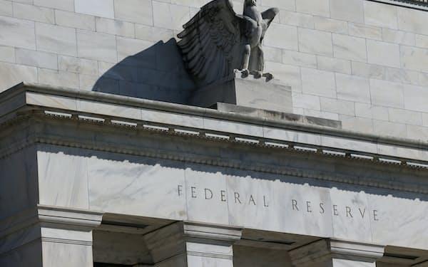 米国ではインフレ観測が強まる中で、利上げの時期や回数を巡る議論が活発になっている=ロイター