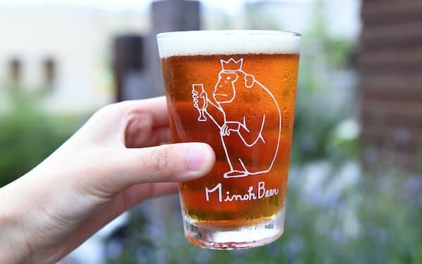 クラフトビールの箕面ビール