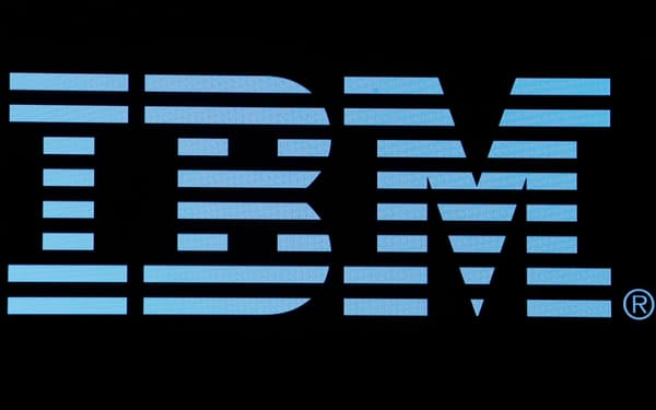 ソフトウエアやクラウド分野の経験を持つホワイトハースト氏の社長退任発表後、米IBMの株価は約5%下落した=ロイター