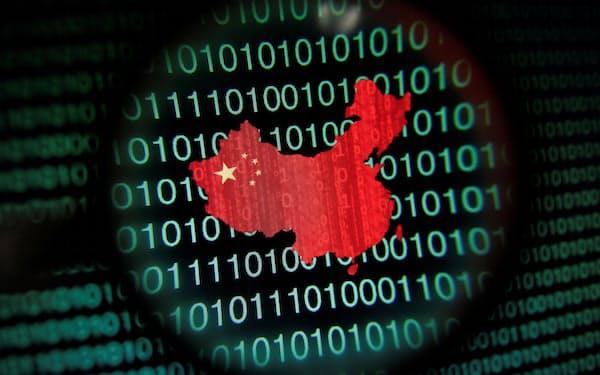 中国ではネット右翼が意見を異にする中国人を批判して炎上するケースが目立っている=ロイター