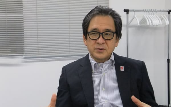 石毛博行・日本国際博覧会協会事務総長