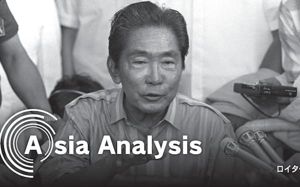 マルコス長期独裁政権への反省から、フィリピンの大統領任期は「1期6年」で再選を禁じる=ロイター