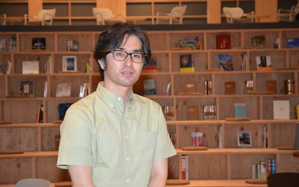 OEZO(札幌市)CEOの菅井研さん