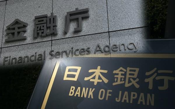 地域金融機関は数が多いため、金融庁の要請を受けて調査の一部を日銀でも担う方向だ