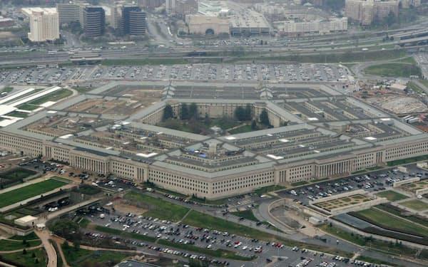 米国防総省のクラウド導入計画はアマゾンの訴えによって停滞していた=AP