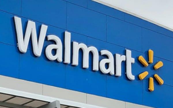 ウォルマートもAI技術を応用した企業を買収するなど、AIスタートアップの買い手が多様化している(米ニュージャージー州)