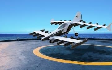 テトラ・アビエーションが開発する機体のイメージ