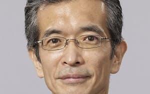 矢野康治氏