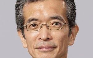 財務次官に就く矢野康治氏