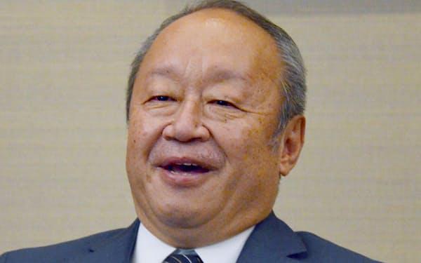後藤禎一 富士フイルム社長兼最高経営責任者(CEO)