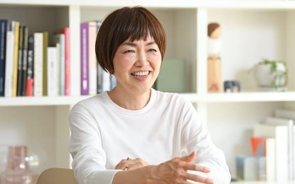 デザインスタジオエス代表の柴田文江さん