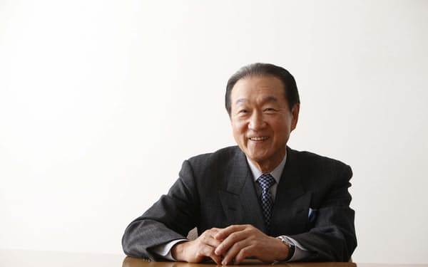 池森賢二氏はスタートアップ支援に長く関わってきた