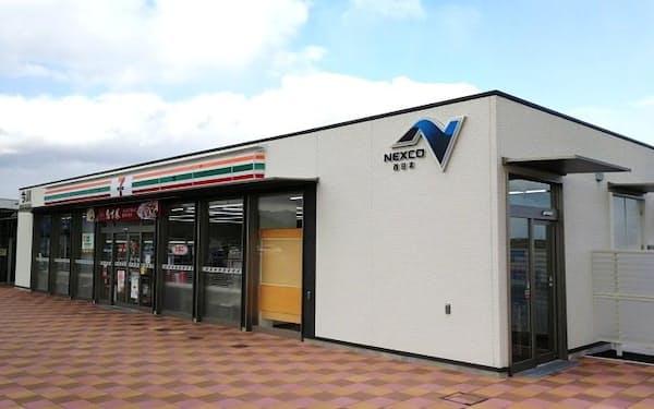 セブンは出店や高速道路向け商品の開発などで連携する
