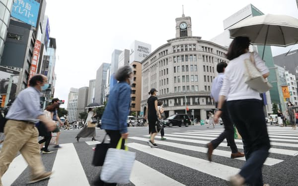 東京では4度目の緊急事態宣言の発令が決まった