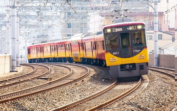 京阪電気鉄道は9月25日から運転本数を減らす