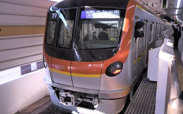 東京メトロ有楽町線(豊洲―住吉間)の延伸計画が動き出す
