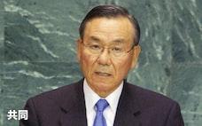 故・大島賢三さん(元国連大使) 国連安保理改革に奮闘