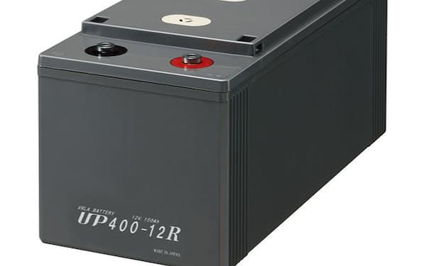 鉛蓄電池は非常用電源の他、自動車やフォークリフトなどに使われる