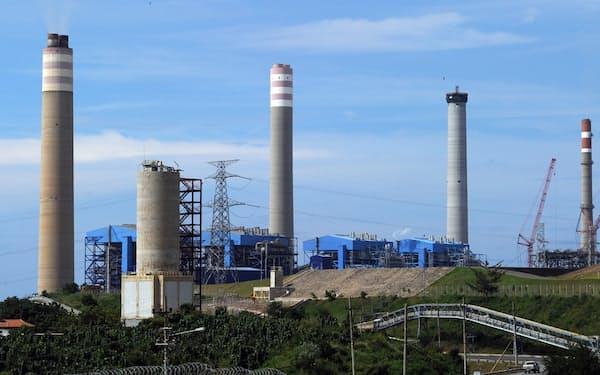 三井物産がタイ企業に売却するインドネシアのパイトン石炭火力発電所