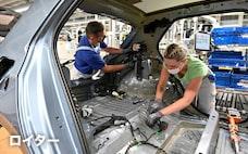 排ガス巡るカルテル 欧州当局、技術擦り合わせにもメス