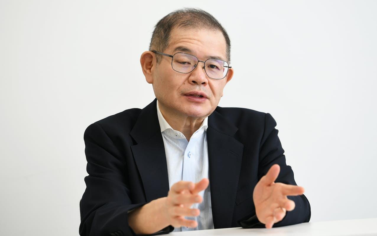 若林秀樹 東京理科大学大学院教授