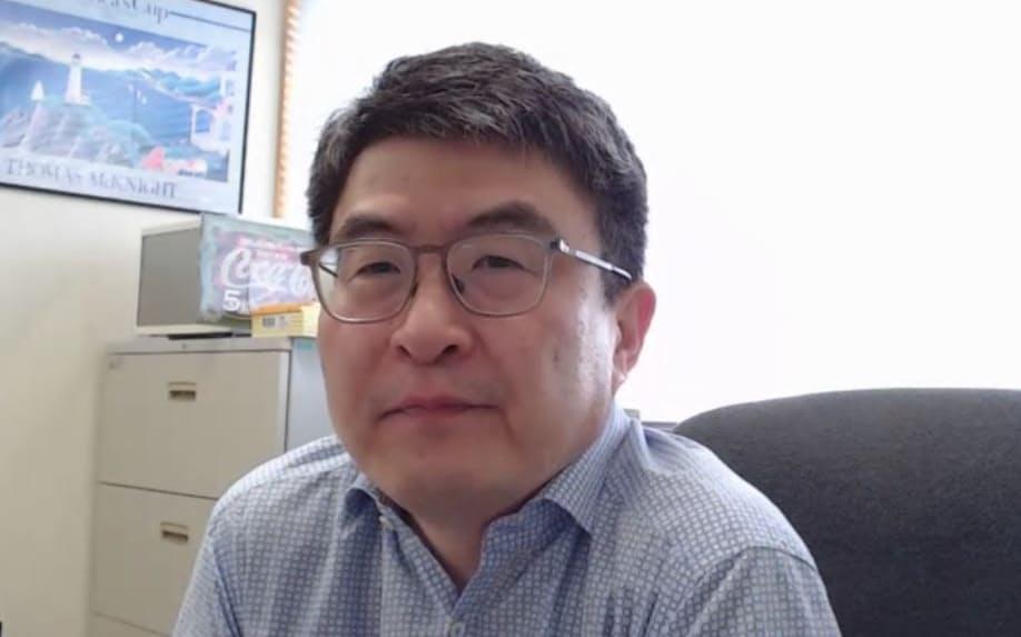 神戸大学 中川丈久教授