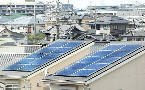住宅向け太陽光発電のパワコンが不足している