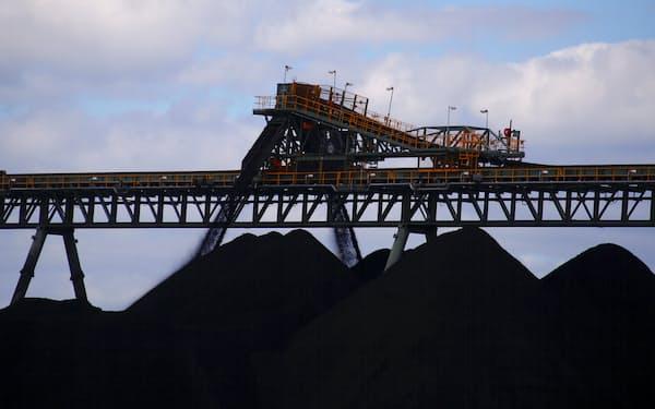 発電需要の回復も石炭の需要を押し上げる(ロイター)