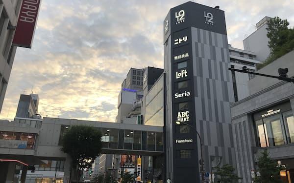 2022年2月28日の閉店を発表したロッツ(岡山市)