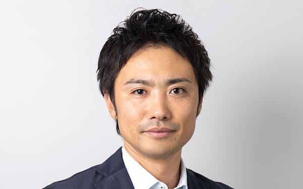 ホームズ代表取締役社長の笹原健太氏
