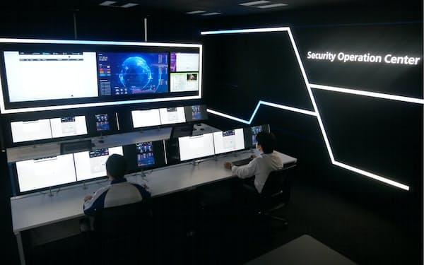 パナソニックは自動車分野でセキュリティー技術者を約60人抱え、300件近い特許を持つ