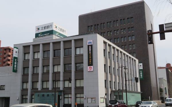 北都銀行は環境省の利子補給制度で指定金融機関に選ばれた(秋田市)