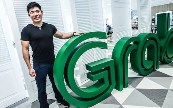 タンCEOは創業9年でグラブを東南アジア有数の企業に成長させた。