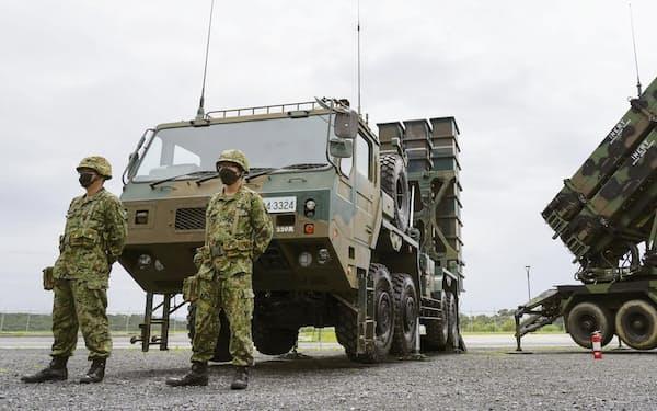 防衛省は白書で各国との防衛協力の重要性を示した=共同