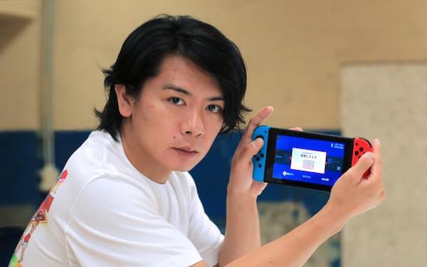 Nintendo Switch向けソフト「スーパー野田ゲーPARTY」を手掛けた野田クリスタルさん