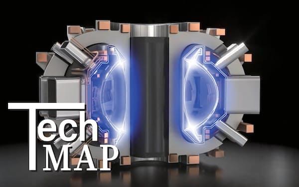 米コモンウェルス・フュージョン・システムズの核融合実験炉