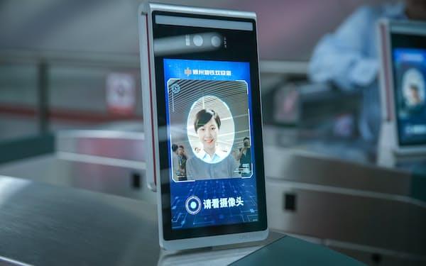 成都智元匯信息技術は鉄道向けの顔認証システムを手がける=同社提供