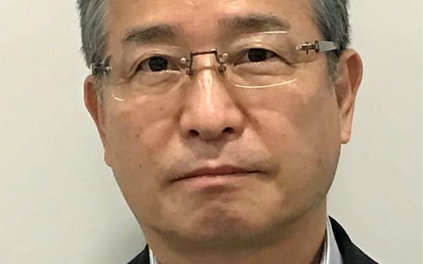 住江織物社長に永田鉄平氏